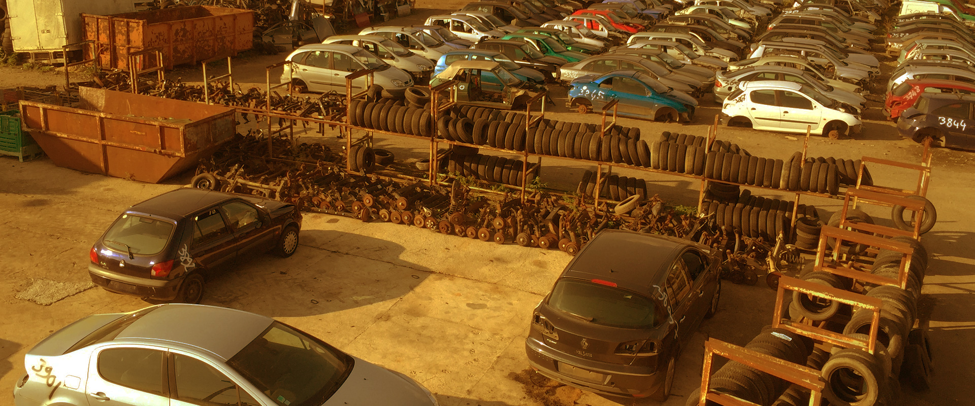 entrepôt bj auto